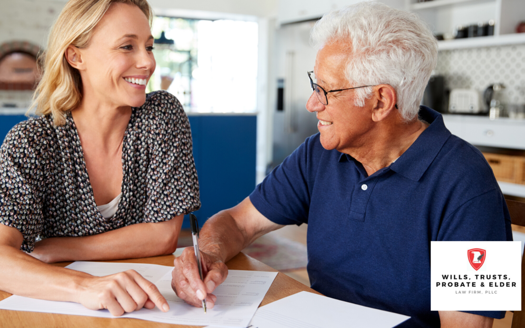 In a Power of Attorney, Who is the Agent and Who is the Principle?